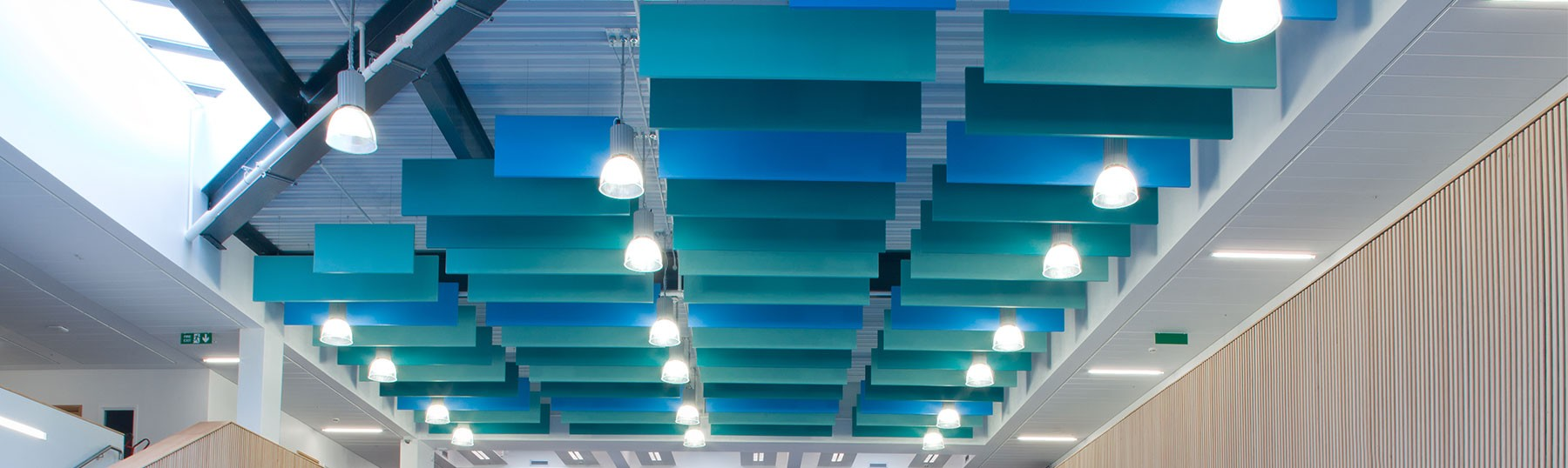 Soft Fiber Ceiling Tiles