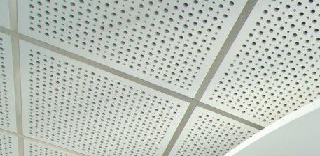 Gypsum Plasterboard Ceiling Tiles