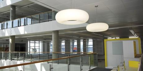 Metal ceiling solutions